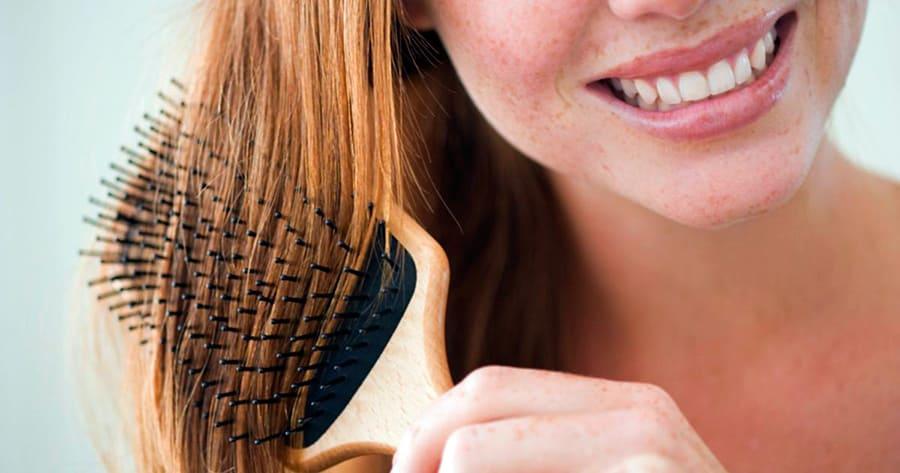 Здоровые волосы: правила расчесывания