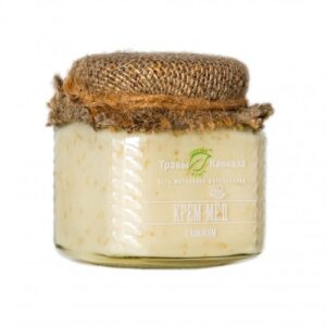 Кокосовый крем-мед