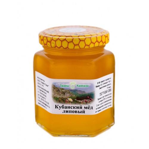 Липовый мед кубанский