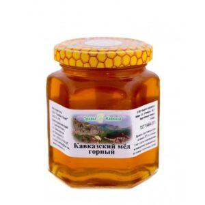 Мед натуральный кубанский горный