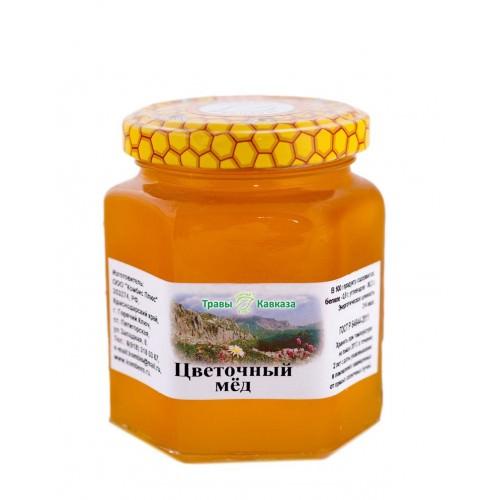 Натуральный цветочный мед